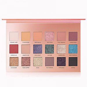 1 FOCALLURE SWEET AS HONEY Eyeshadow Palette Eye Shadow Beauty 2048x 300x300
