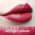 20 Deep Carmine