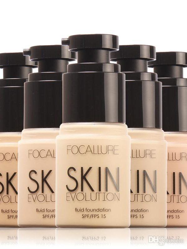 focallure skin evolution foundation